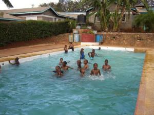 小学校 プール