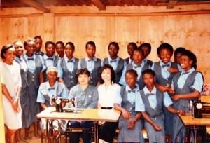 メル 洋裁教室初期