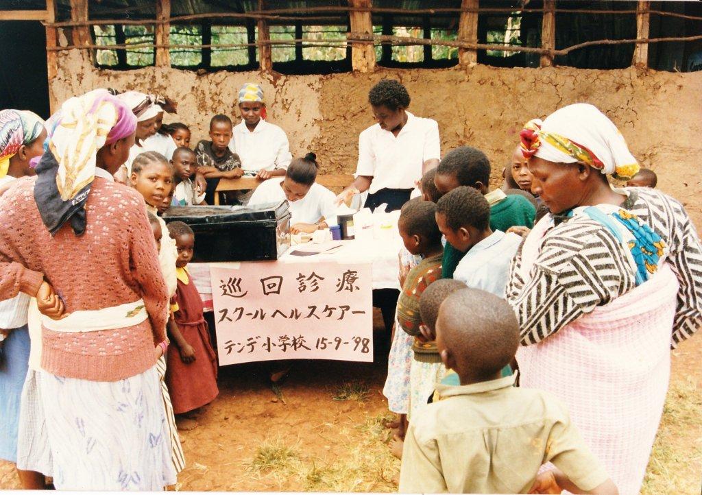 メル診療所 | ACEF・アフリカ児童教育基金の会